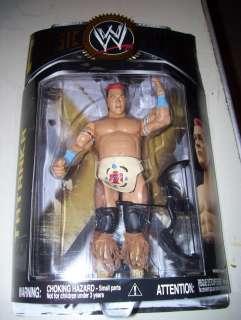 WWE Wrestling Jakks Classic Superstars 19 Tatanka Figure MOC