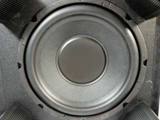 10 Inch 225 Watt Powered Subwoofer Speaker Woofer KSW10 Sub