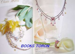 NEW YORK STYLE Beads Jewelry 100/Japanese Bead Book/138