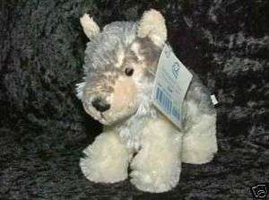 Small Wolf Plush from Princess Soft Toys NEW