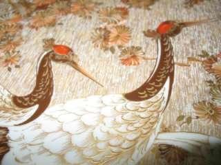 VINTAGE Kaiser W. Germany K. Nossek Paradiso BIRD PLATE