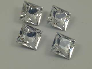 1gr 2mm SQ CRYSTAL POINTED BACK swarovski rhinestone