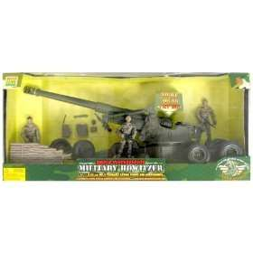World Peacekeepers Military Howitzer Toy