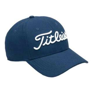 NEW Titleist T Tech Performance Stretch Fitted Hat   Assorted Colors
