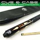 Stylish Shooter No.5 Modern Maple American Pool Cue Tubular Case items