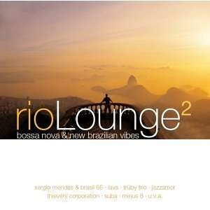 Rio Lounge Vol.2 Various  Musik