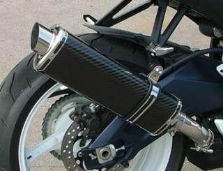 GSXR 600 GSXR 750 L1 2011+ CARBON TRI OVAL MOTO GP SL EXHAUST SILENCER