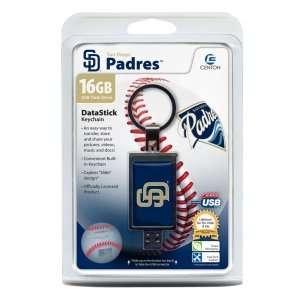 Centon DataStick Keychain MLB San Diego Padres 16 GB USB 2