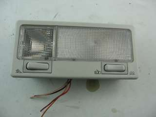 Volkswagon VW 95 97 Jetta/Golf Dome Light Grey/White