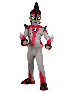 WAY BIG BEN 10 BOYS FANCY DRESS COSTUME AGE 3 5 T1 B188 001
