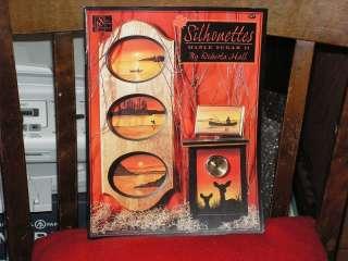 Roberta Hall Silhouettes Traceable FOLK ART BOOK