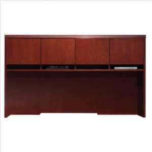 Reeded Edge DMi Summit 66 in. Hutch: Office Products