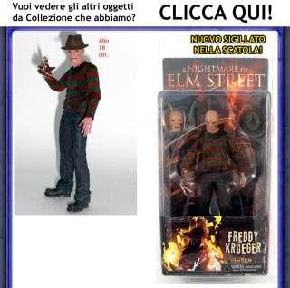 NIGHTMARE on Elm Street 2010 FREDDY KRUEGER NECA