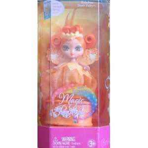 Barbie Fairytopia ORANGE Rainbow TOOTH FAIRY Doll (2006