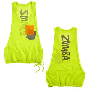 Zumba Day Dreamer Top All Sizes