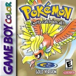 Pokemon Gold for Nintendo Game Boy Color 045496731212