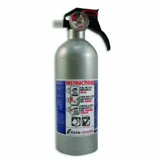 Kidde 466403 Pro 2.5 Water Fire Extinguisher, 2.5 Gallon