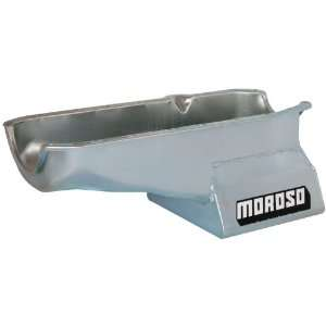 Moroso 20200 8.25 Oil Pan for Chevy Small Block Engines