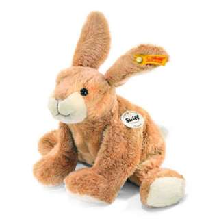Steiff Little Floppy Hoppel the Rabbit   beige   Steiff   Bunny