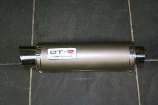 Yamaha FZ1 Moto GP exhaust