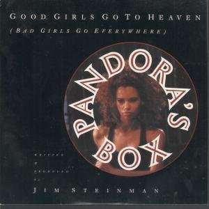 GOOD GIRLS GO TO HEAVEN 7 INCH (7 VINYL 45) UK VIRGIN