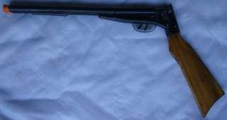 Wyandotte Metal TOY Double Barrel SHOTGUN Rifle Classic Pop Cap Gun