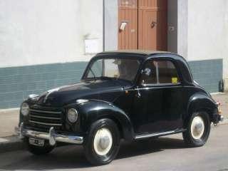 Fiat topolino 500c a Campobello di Mazara    Annunci