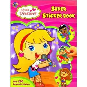 Super Sticker Book (9782764316467) Staff of Phidal Publishing Books