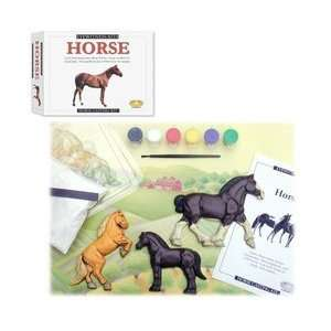 Eyewitness Kits Horse Toys & Games