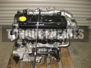 Vauxhall Opel Astra H Corsa D 1.7 CDTI Used Diesel Engine Z17DTR Motor