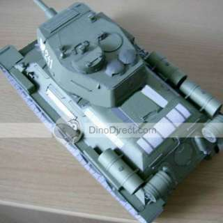 Wholesale World War II Former Soviet Union Tank 3D Paper Model