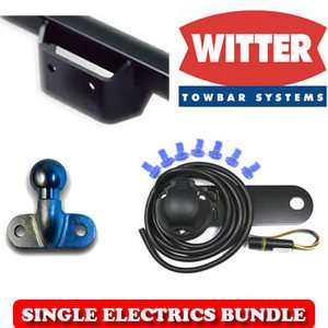 Witter Tow Bar Towbar Kit Fits Lexus RX400h 2005 To 2009
