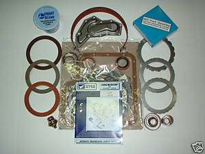 Ford C6 Automatic Transmission Rebuild Kit 1968 1976