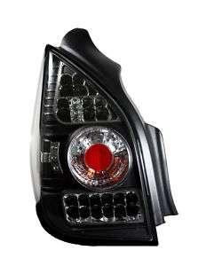 FARI POSTERIORI LED Citroen C2 NERI