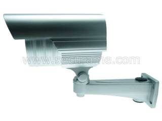 CCD Sony 1/3 420 TVL 30 leds 4 9mm varifocal plata con soporte