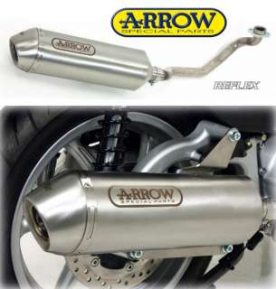 POT ECHAPPEMENT ARROW REFLEX BEVERLY CRUISER 500 05/10