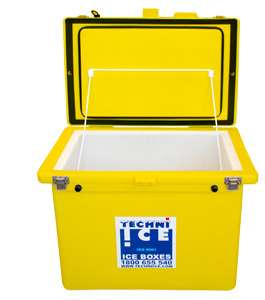 80L NEW Techni ice esky cooler box chest 5–16 DayRated