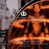 QUEEN & FREDDIE MERCURY Greatest Hits NEW TRIBUTE CD