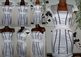 Tailleur Robe DE SOIREE BUSTIER 2 pièces taille 42 (XL)