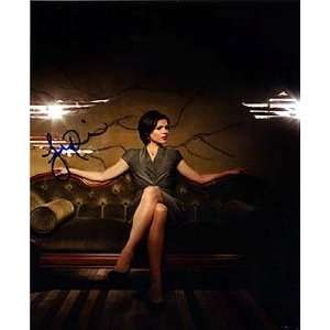 LANA PARRILLA (Once Upon a Time) 8x10 Female Celebrity Photo Signed In