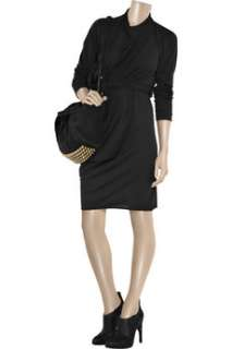 Preen Line Downing open back jersey dress   60% Off Now at THE OUTNET