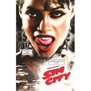 Sin City   Gail   Rosario Dawson   Frank Miller 22x35