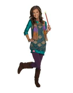 Wizards of Waverly Place Alex Paisley Dress Child Costume