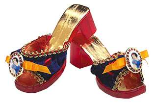 Disney Costumes Disney Accessories Snow White Deluxe Jelly Shoes