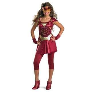 Iron Man 2 (2010) Movie   Iron Girl Child Costume, 69711