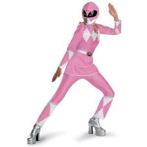 Power Rangers Pink Ranger Deluxe Adult Costume, 60397