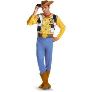 Disney Toy Story Woody Classic Adult Plus Costume, 69861