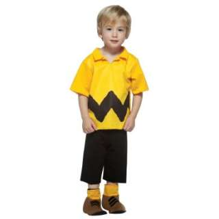 Peanuts   Charlie Brown Toddler / Child Costume, 69762