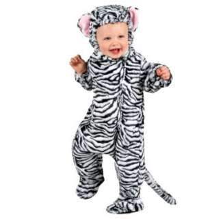 Animal Planet Collectors Edition White Tiger Cub Infant Costume 33646