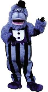 Alfred Ape Mascot (+)   Adult Costumes
